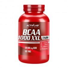 Аминокислоты BCAA 1000 XXL Activlab (120 табл)