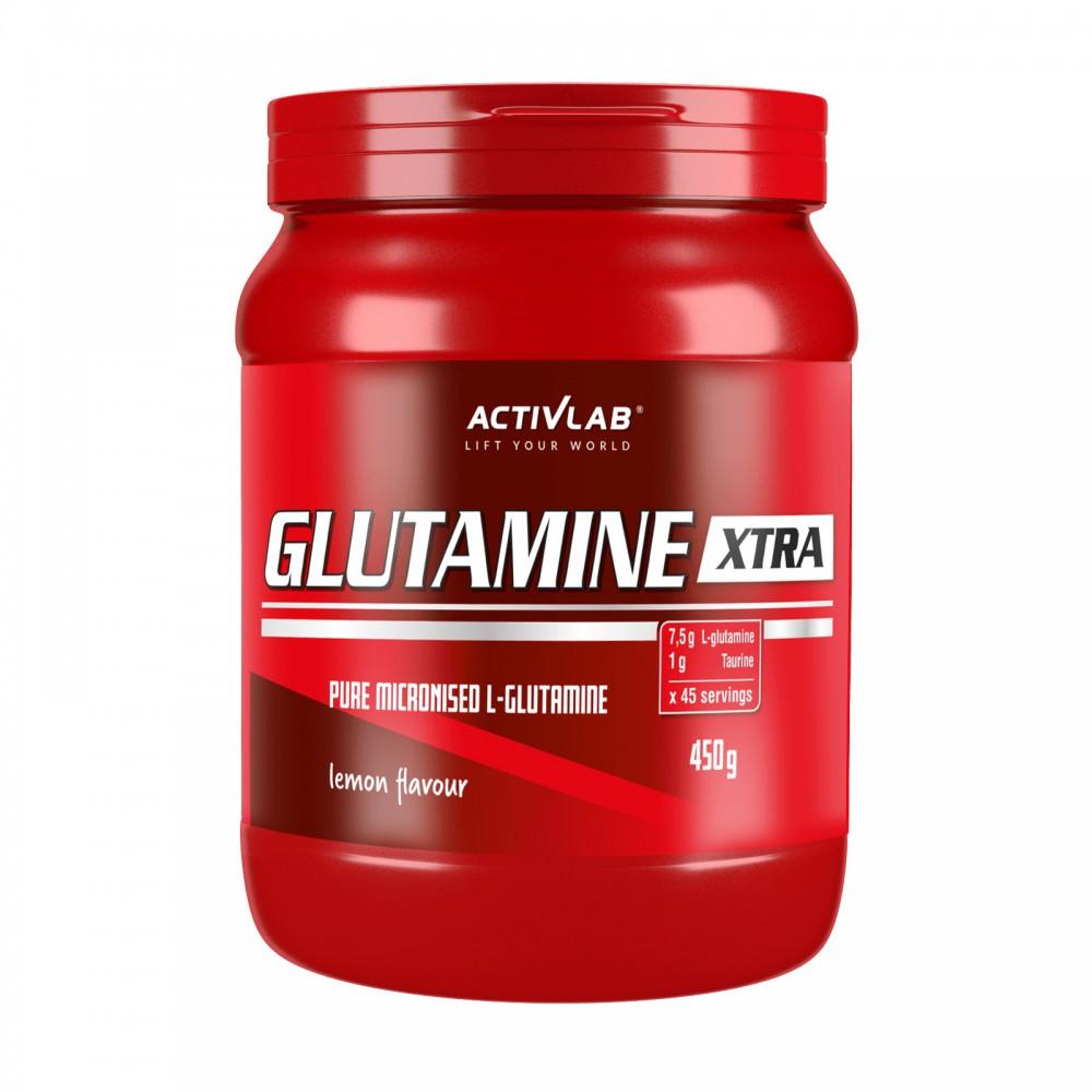 Глютамин Glutamine Xtra Activlab (450 г)