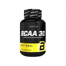 Аминокислоты BCAA 3D BioTech USA (90 капс.)