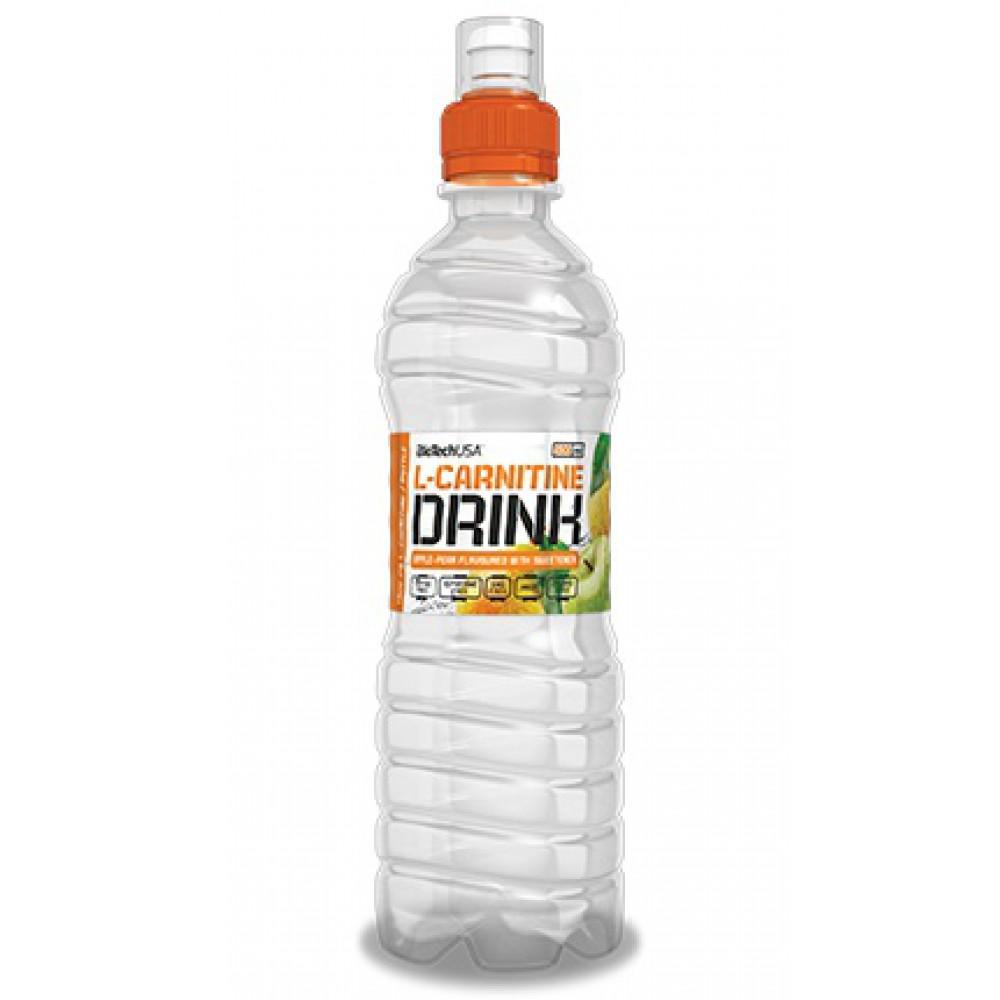L-карнитин L-Carnitine Drink 1500 mg BioTech USA (500 мл)