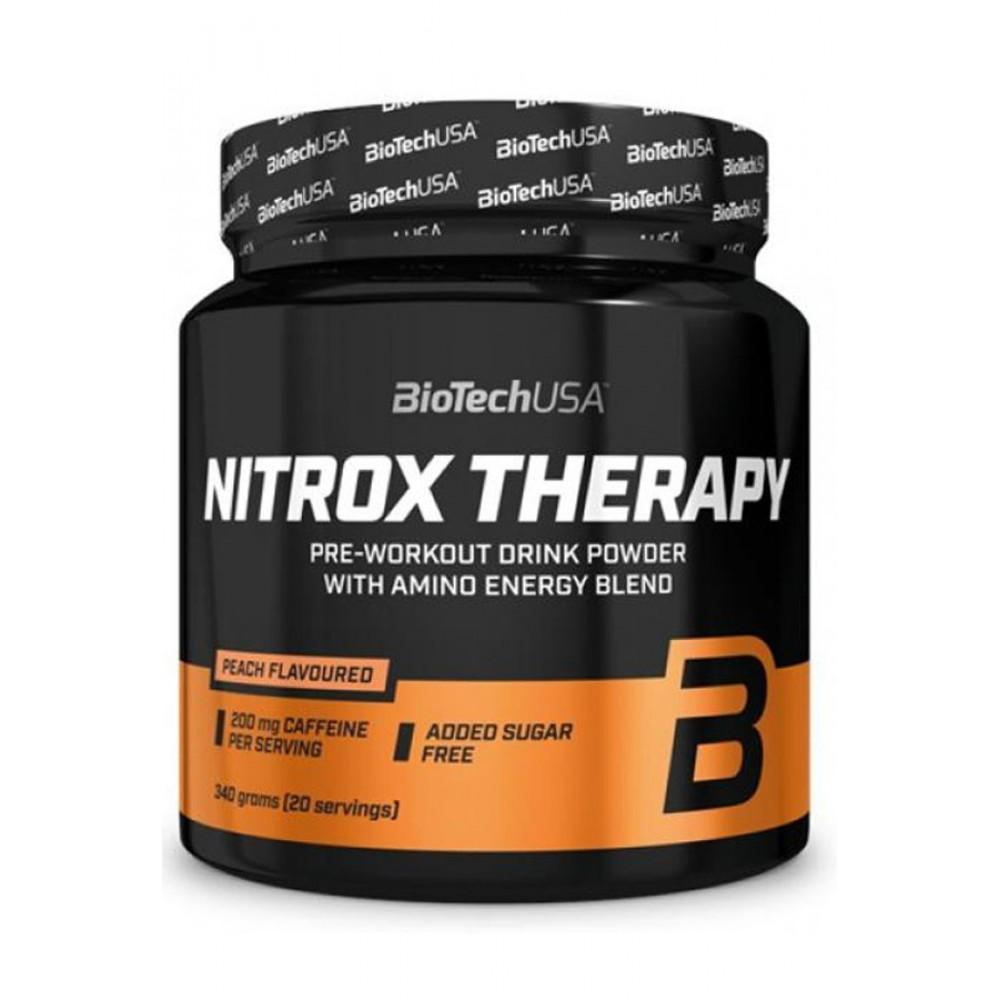 Энергетик Nitrox Therapy BioTech USA (340 г)
