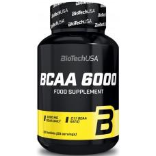 Аминокислоты BCAA 6000 BioTech USA (100 табл.)