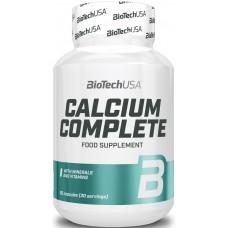 Витамины Calcium Complete BioTech USA (90 капс.)