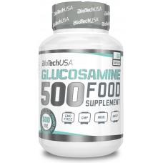 Для суставов и связок Glucosamine 500 BioTech USA (60 капс.)