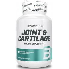 Для суставов и связок Joint & Cartilage BioTech USA (60 табл.)