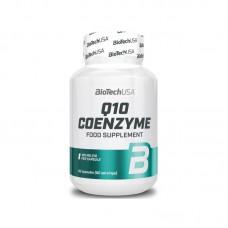 Витамины Coenzyme Q10 100 mg BioTech USA (60 капс.)