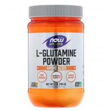 L-Glutamine Powder NOW (454 гр)