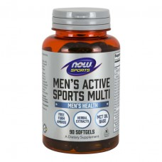 Mens Active Sports Multi NOW (90 капс)
