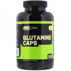 Глютамин Glutamine 1000 Optimum Nutrition (240 капс)