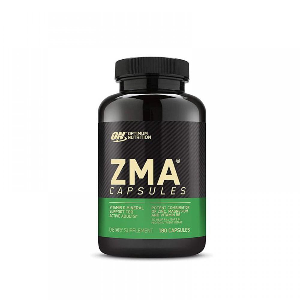Для повышения тестостерона добавки ZMA Optimum Nutrition (180 капс)