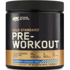 Предтренировочный комплекс Gold standard pre-workout Optimum Nutrition (300 гр)