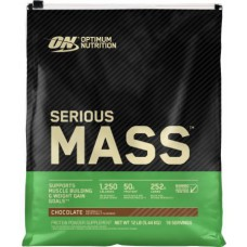 Гейнер Serious Mass Optimum Nutrition (5455 гр)
