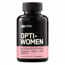 Витамины Opti-Women Optimum Nutrition (60 капс)