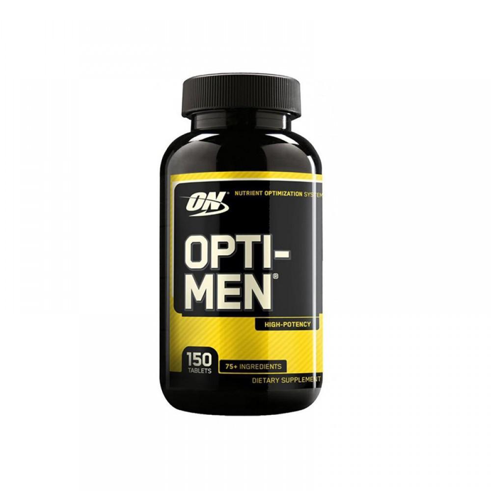 Витамины Opti-Men Optimum Nutrition (150 табл)