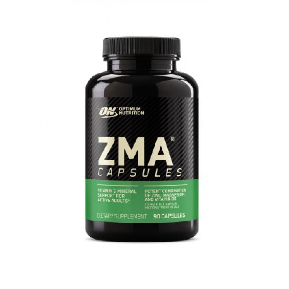 Для повышения тестостерона добавки ZMA Optimum Nutrition (90 капс)