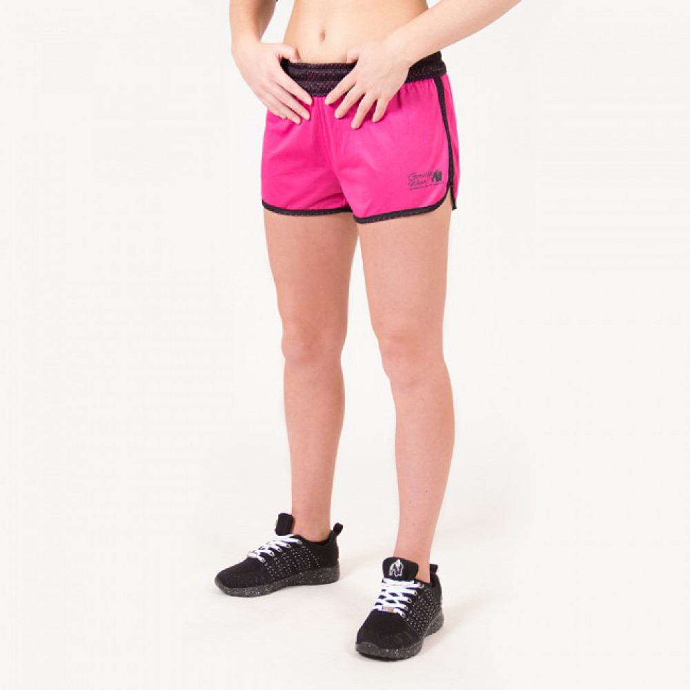 Шорты Madison Reversible Black Pink