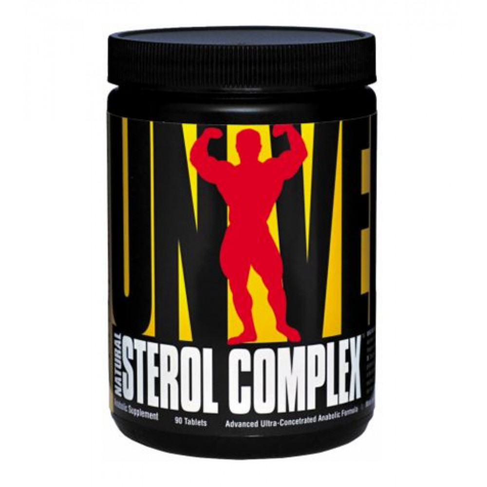Natural Sterol Complex Universal Nutrition (90 табл)