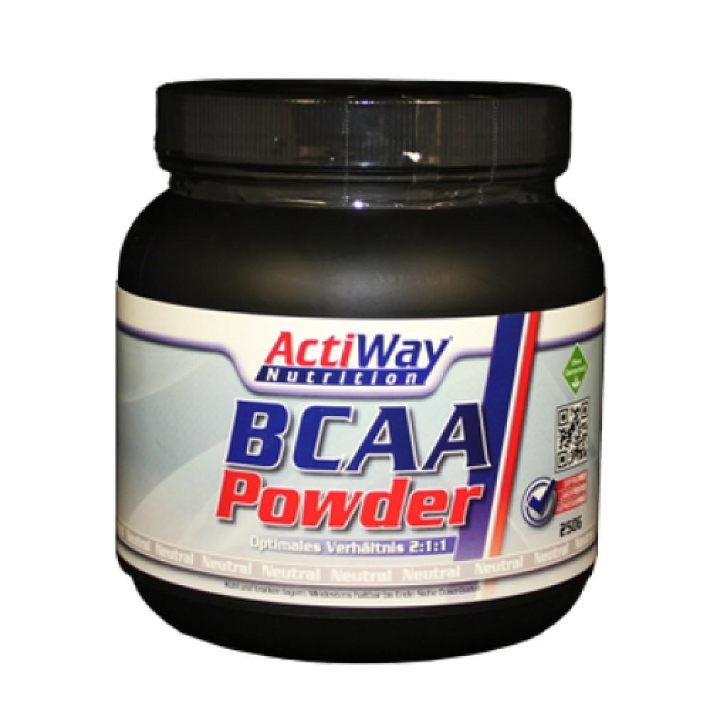 BCAA Powder ActiWay (250 г)