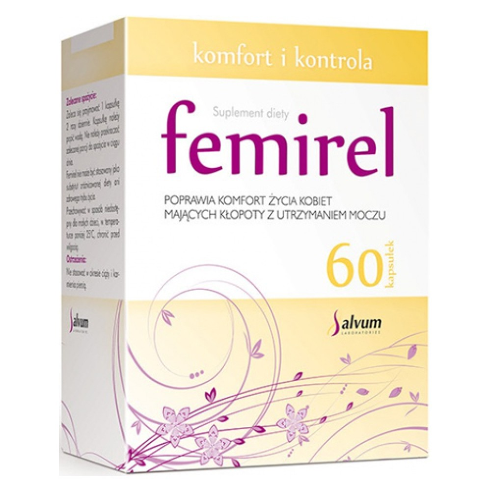 Femirel Salvum Lab (60 капс)