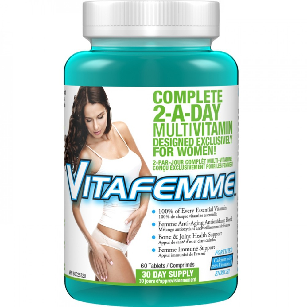 VitaFemme AllMax (60 табл)