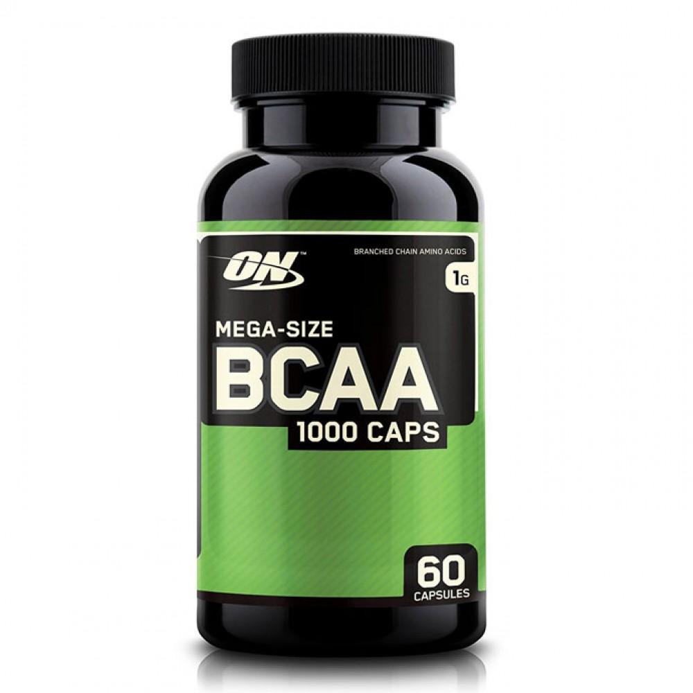 BCAA 1000 Caps Optimum Nutrition (60 капс)