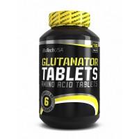 Глютамин Glutanator Tablets BioTech USA (180 табл.)