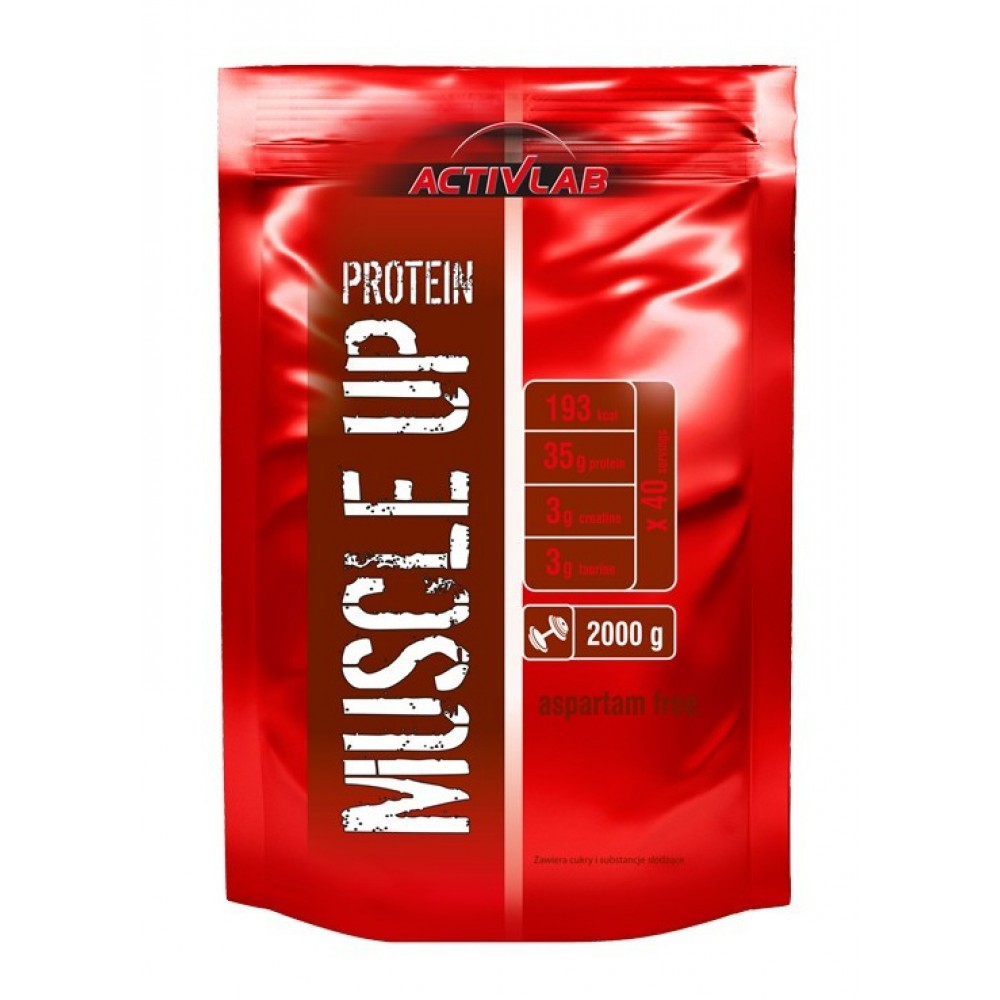 Протеин Muscle Up Protein Activlab (2000 г)