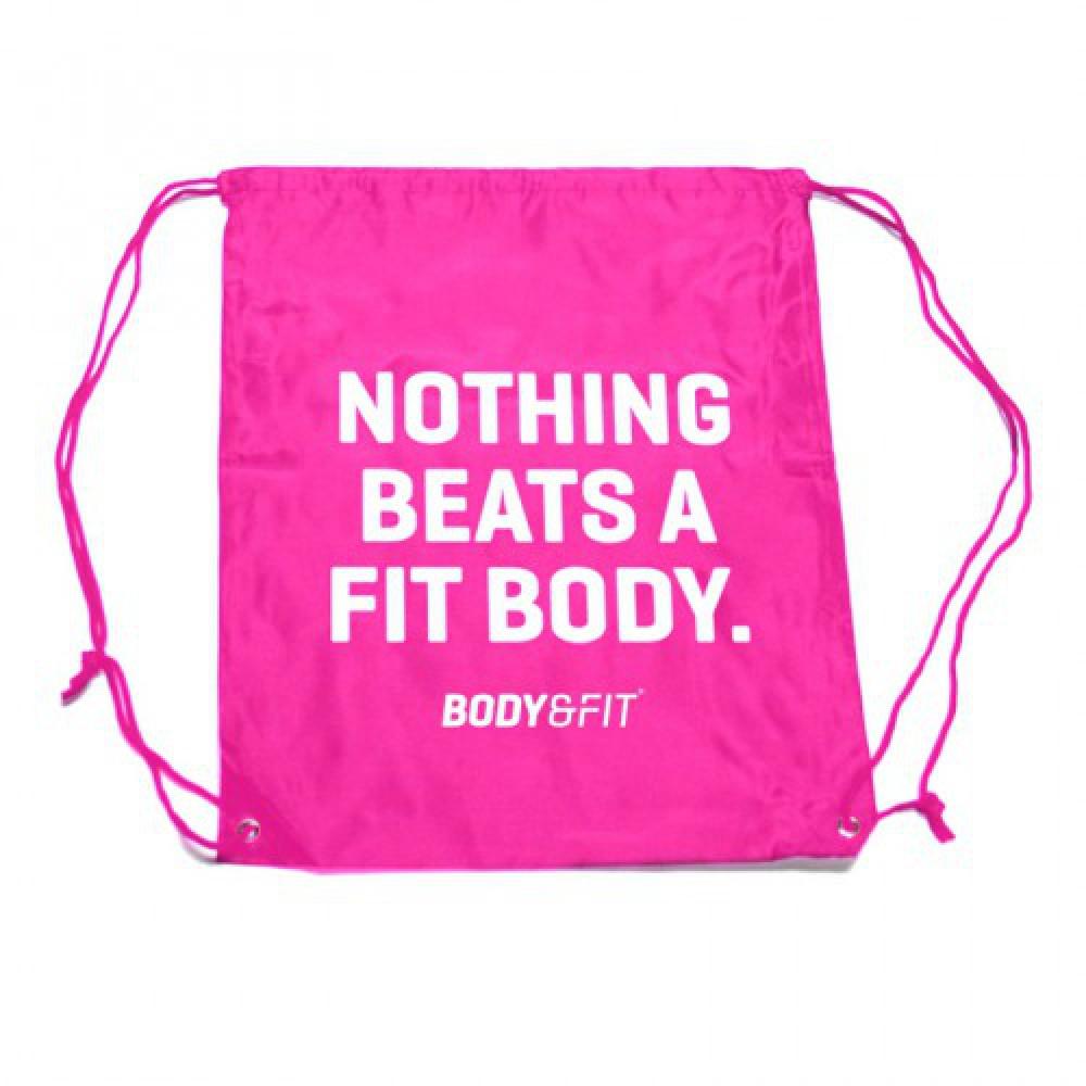 Body & Fit Rugtas Pink