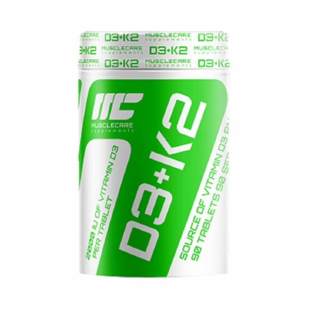 D3K2 Muscle Care (90 табл)
