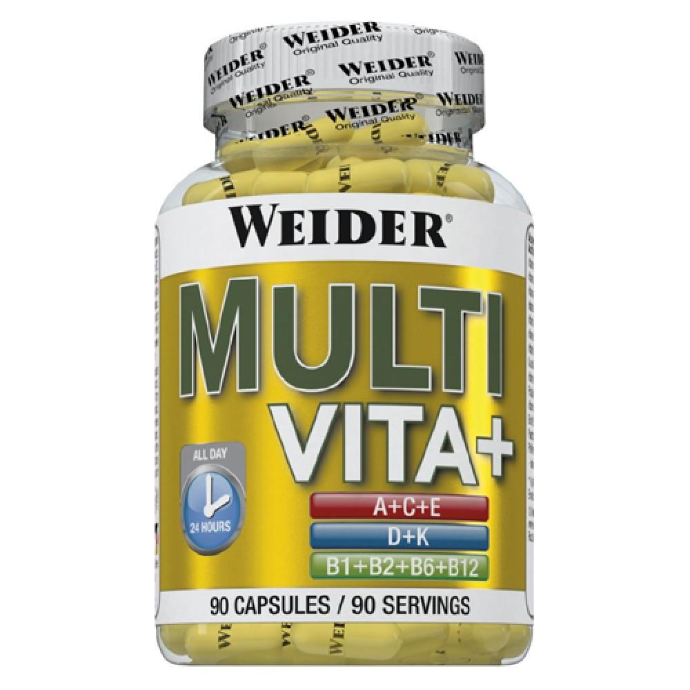 Multi Vita+ Special B-complex Weider (90 капс)