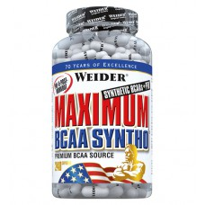 Maximum BCAA Syntho Weider (240 капс)