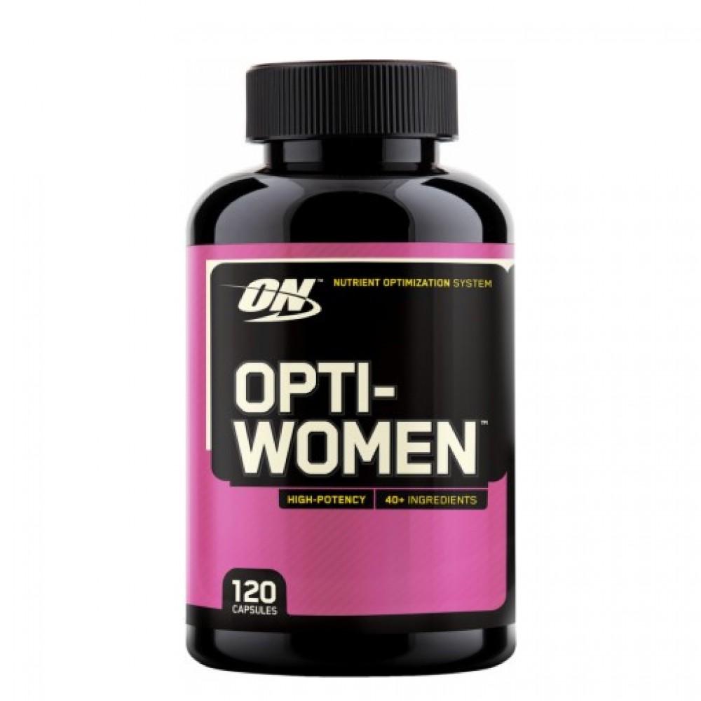 Opti-Women Optimum Nutrition (120 капс)