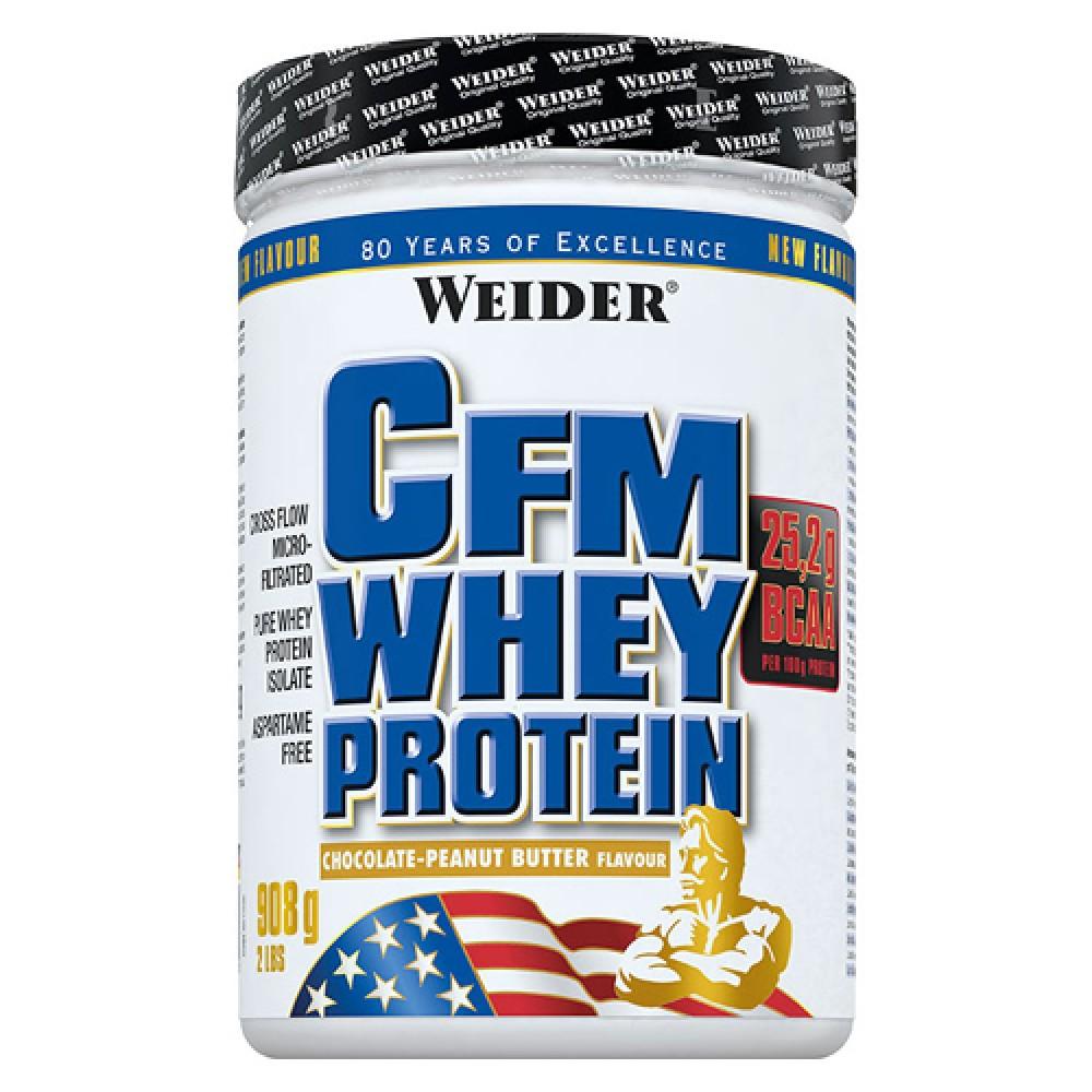CFM Whey Protein Weider (908 гр)
