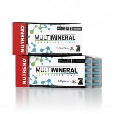 MULTIMINERAL Compressed Nutrend (60 капс)