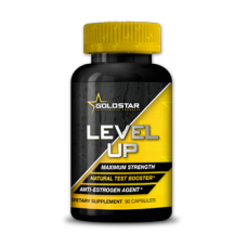 Level UP Gold Star (90 капс)