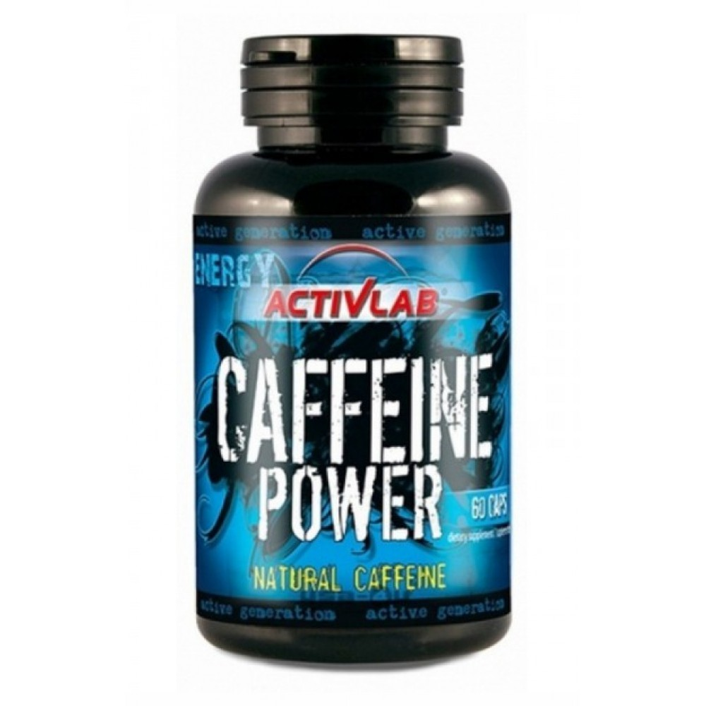 Энергетик Caffeine Power Activlab (60 капс)