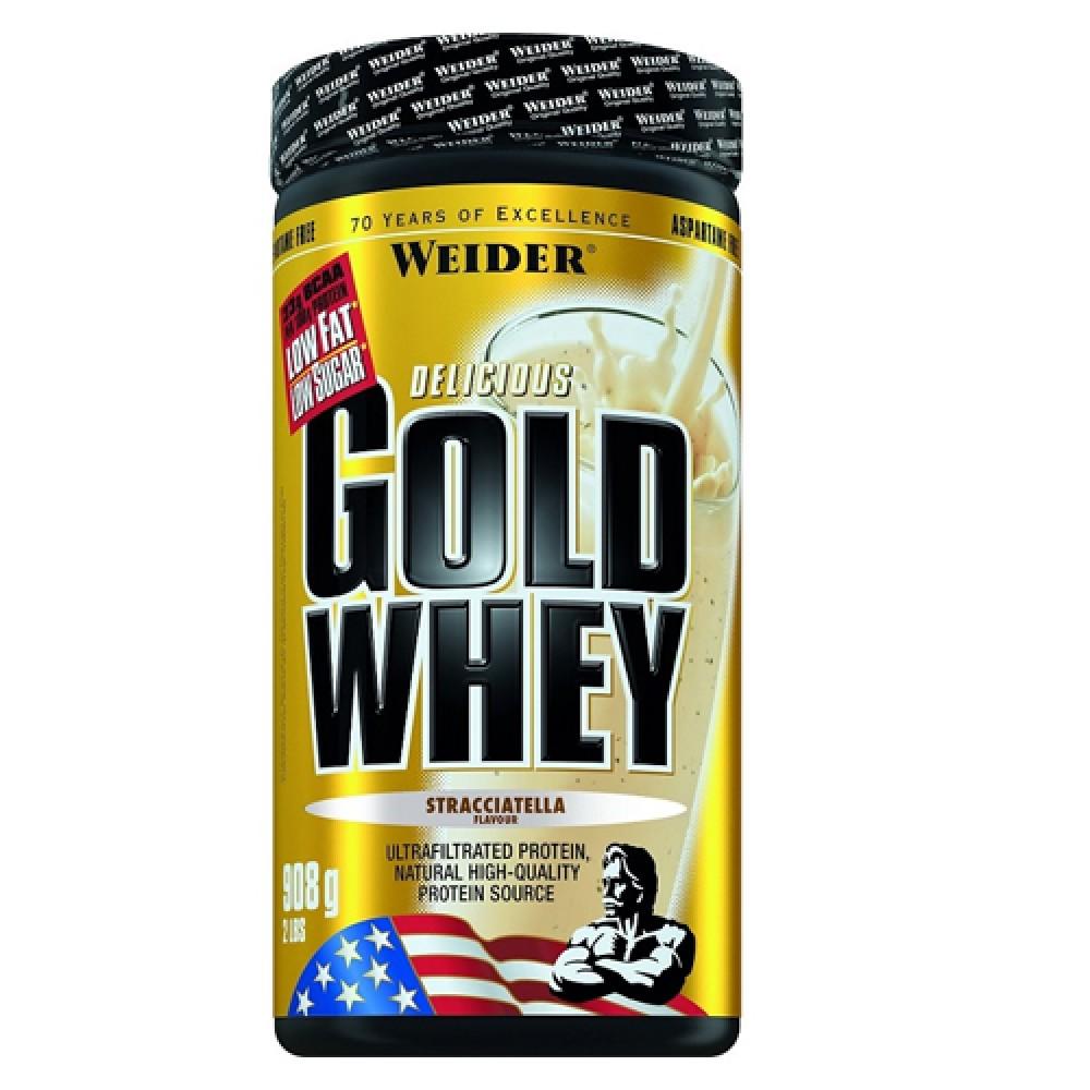 Gold Whey Weider (908 гр)
