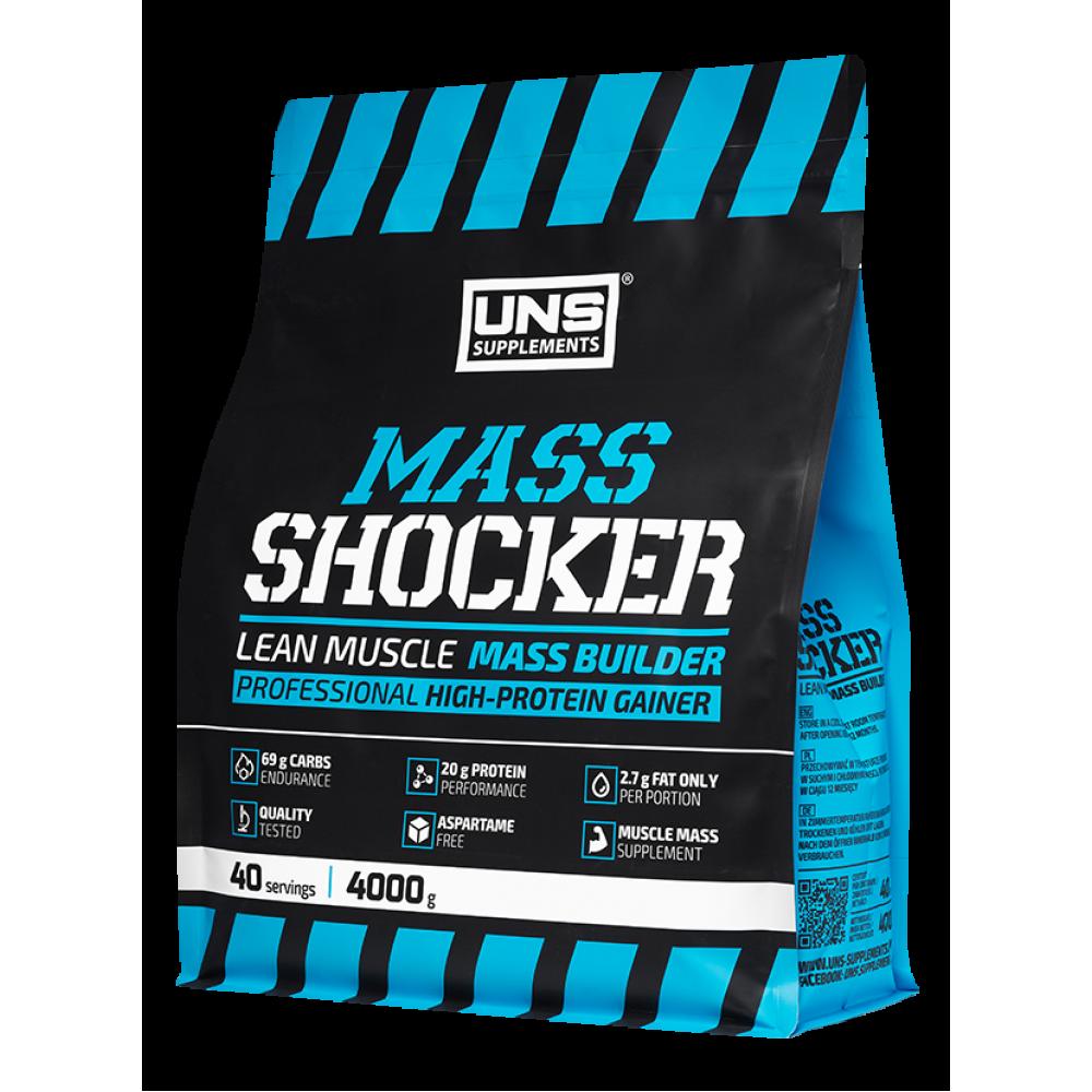 Mass Shocker 20% protein UNS Supplements (4000 гр)
