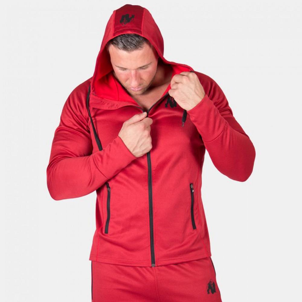 Олимпийка Bridgeport Red