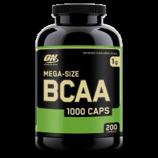 BCAA 1000 Caps Optimum Nutrition (200 капс)