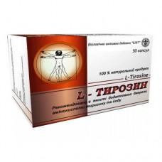 L-Тирозин  Elit-Pharm (50 капс)