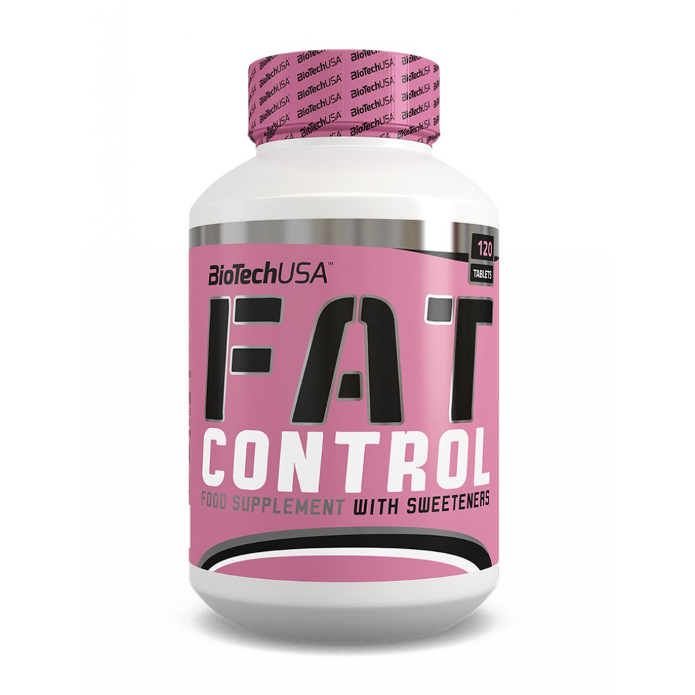 Жиросжигатель FAT Control BioTech USA (120 табл.)