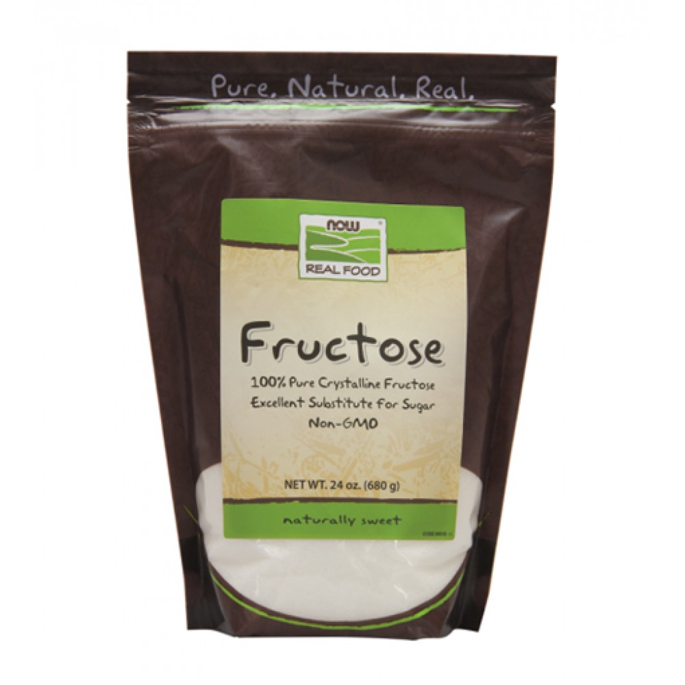 Fructose NOW (680 гр)