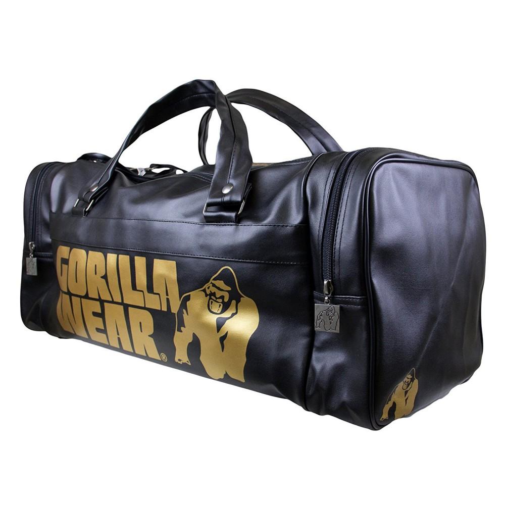 Спортивная сумка Gym Bag Gold Edition Gorilla Wear