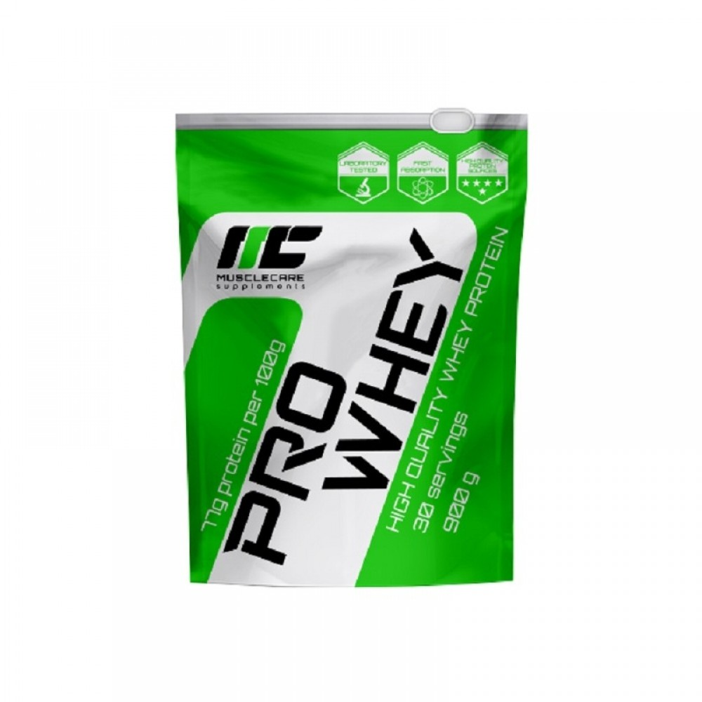 Pro Whey 80 Muscle Care (900 гр)