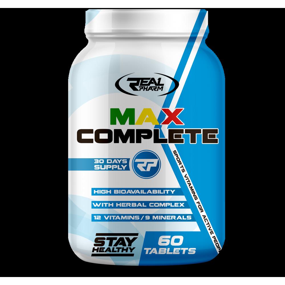Max Complete Real Pharm (60 табл)