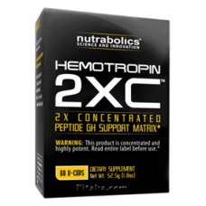 Hemotropin 2XC Nutrabolics (60 капс.)