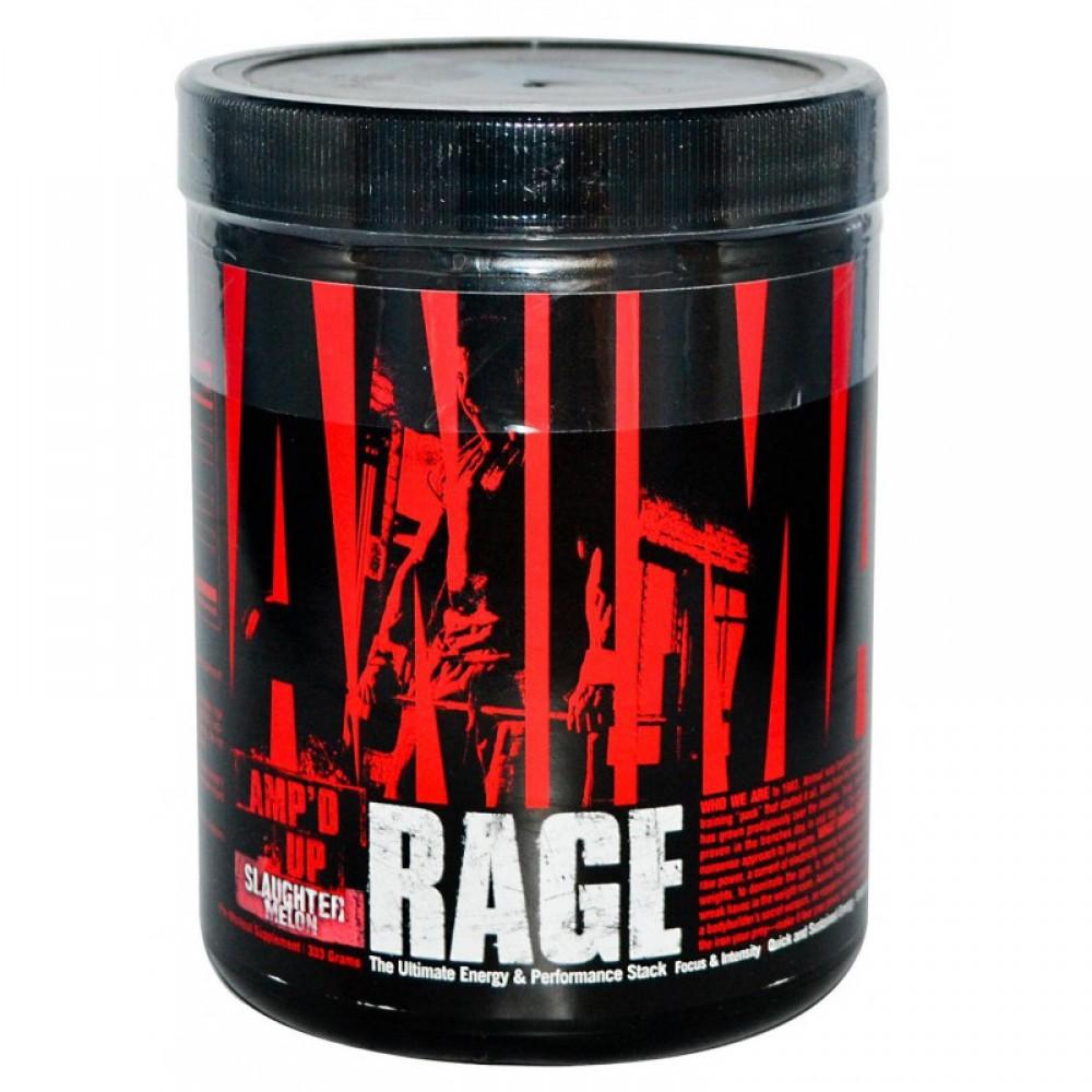 Animal Rage Universal Nutrition (333 гр)