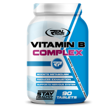 Vitamin B Complex Real Pharm (90 табл)