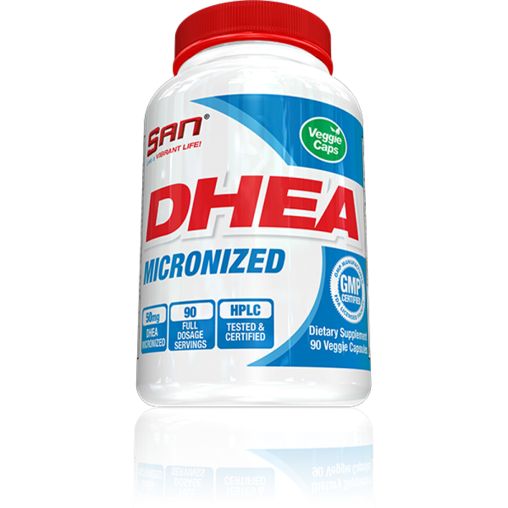 DHEA 50 mg San Nutrition (30 капс)